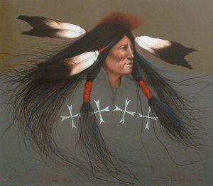 Oglala Warrior