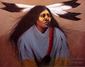 Lakota Shirt Wearer