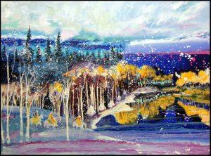 Earl Snow on the Beartooth Range