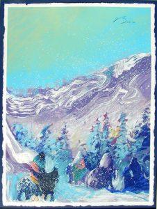 Late Winter Pass