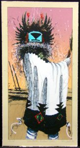 Crow Mother Kachina II