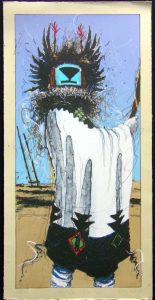 Crow Mother Kachina I