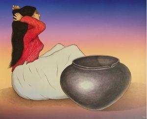 Pueblo Jar
