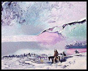 War Shields Winter Vision
