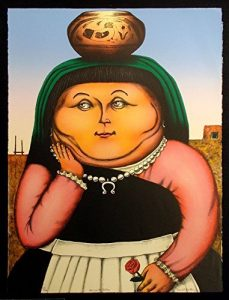 Homage to Botero