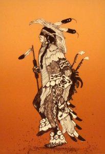 Crow War Dancer